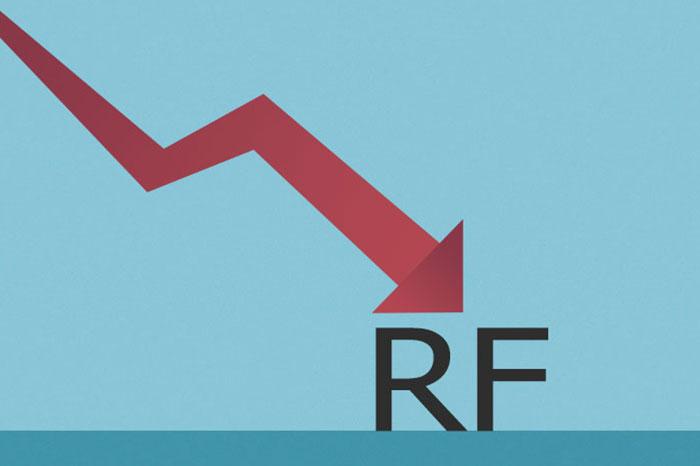 آر اف،منجی رکود اقتصادی