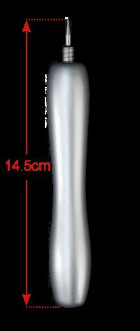 هندپیس دستگاه پلاسما فایربولت به همراه سایز